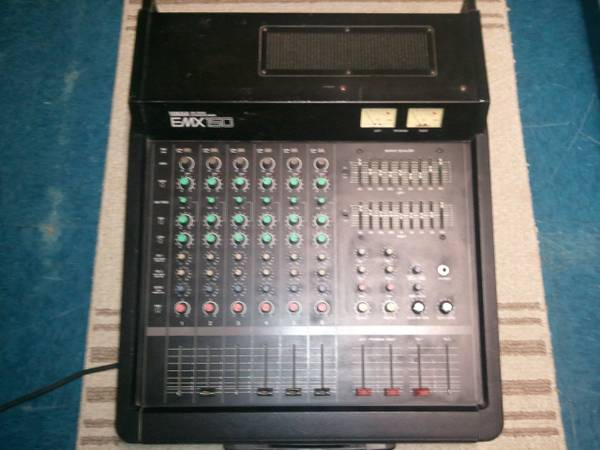 Yamaha EMX 150 Dual Powered Mixer $175.00 Or Best Offer - $175 (NW Las Vegas)