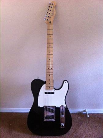 Telecaster w UPGRADES, must read description - $325 (Las Vegas)