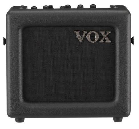 VOX MINI 3 BATTERY OR AC POWERED AMP W BUILT IN EFFECTS TUNER - $70 (DI AND PARADISE)