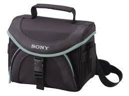 Brand New Sony LCX-X20 Camera Bag wtag loop - $15 (West Side)