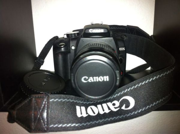 SLR Canon Rebel XT camera accessories - $125 (Spring Valley, Las Vegas)