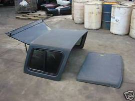Geo Tracker Suzuki Sidekick Removable Hard Top (Wanted) (NW)