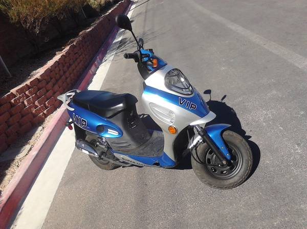 150cc Moped Scooter. WANTED Also interested in 50cc - $449 (Las Vegas nv)
