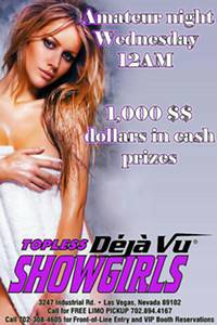 Deja Vu Showgirls Hiring Professional Entertainers. (Las Vegas Nevada)