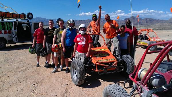 Fit Person - Dune Buggy Drivers Tour Guides Needed - DUNIE (89115)