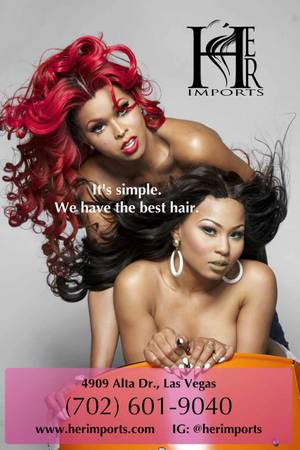 DONT DO WHAT YOU DID LAST TIME READY FOR A NEW HAIR EXPERIENCE - COME (Las vegas)