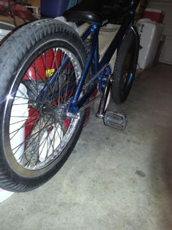 FIT HAWK BMX PARK BIKE - $700 (Merced)