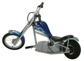 Razor Mini Chopper (BLUE) - $100 (los banos)