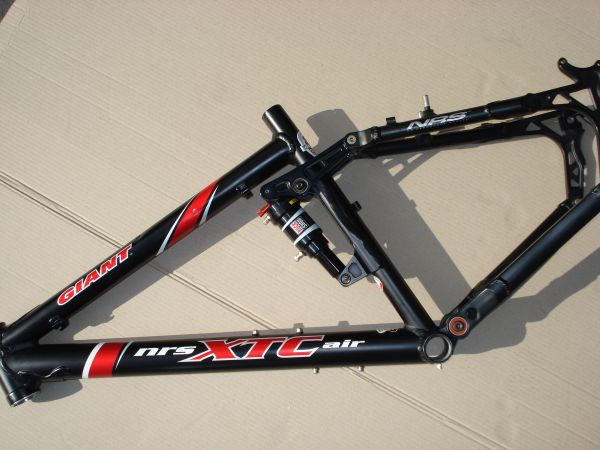 Giant NRS XTC Air Frame (Mens) - $225 (Merced)