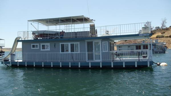 Lake Don Pedro Houseboat - $115 (Lake Don Pedro)