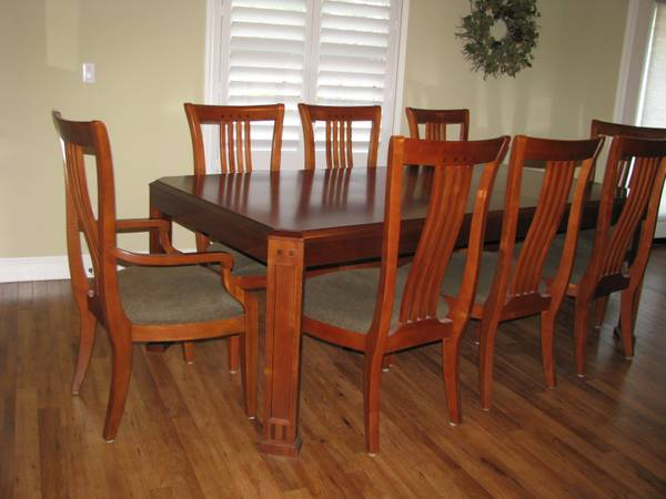 Thomasville Dinning Set - $1999 (Merced)