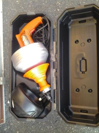 SUPER VEE DRAIN CLEANER-buy today, GET FREE STUFF - $200 (Turlock )