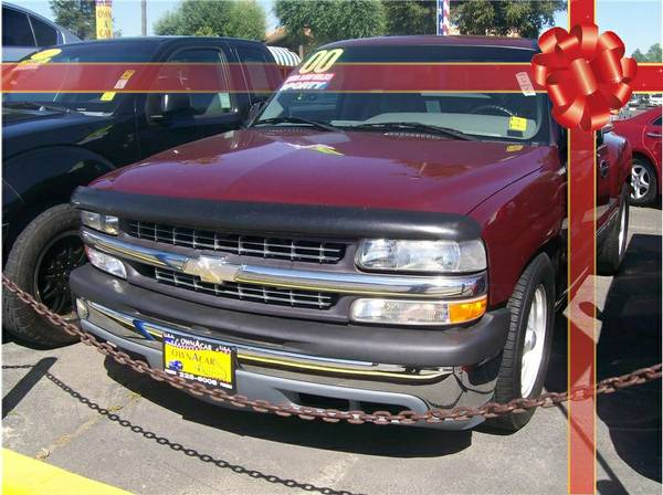 2000 Chevrolet Silverado 1500 Regular Cab Stepside Bed - $10999 (Griffith and blackstone)
