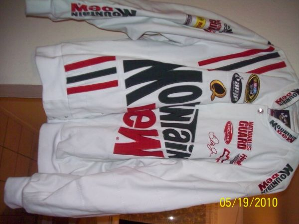 DALE EARNHARDT JR JACKET XXL - $50 (OBO)
