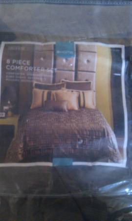 new or like new target comforter sets (winton)
