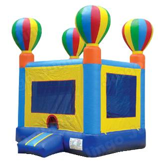Bounce houses, cotton candy machine, snow cone machine, and more )