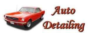 AUTO DETAIL SPECIAL.. $79.95 Get your car detailed today. (MODESTO)
