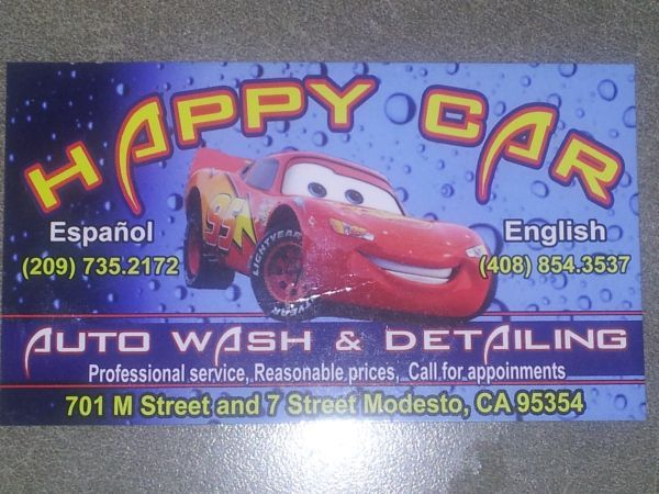 Detail(Automotive cleaning) (Ceres Modesto area)