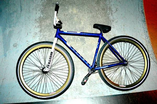 Volume Thrasher Clean Fixed Gear Free Style - $550 (Turlock)