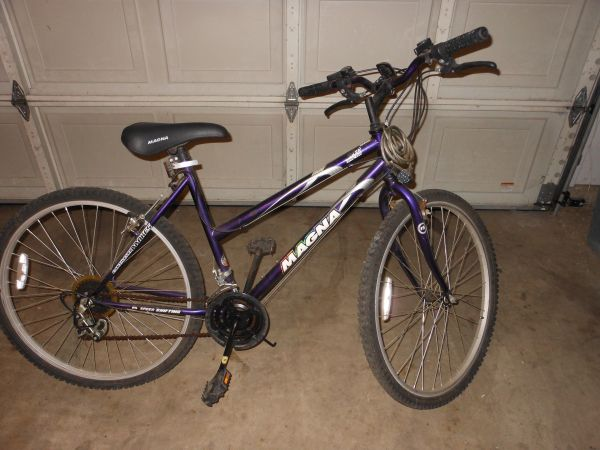 Magna 15 Speed Mountain Bike GlacierPoint - $100 (Modesto)