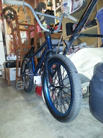 FIT HAWK BMX PARK BIKE - $500 (Merced)
