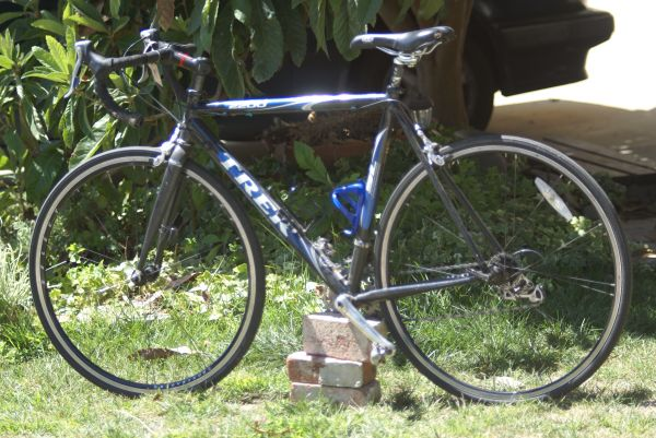 Trek 2200 Carbon Aluminum Road Bike - $475 (Bay Area)