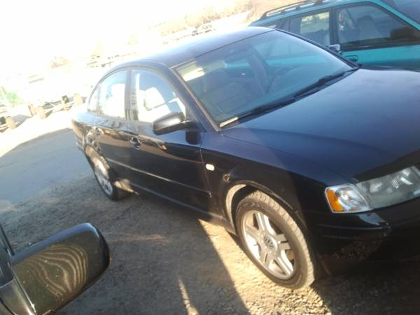 2000 vw passat clean title for trade - $4000 (209)