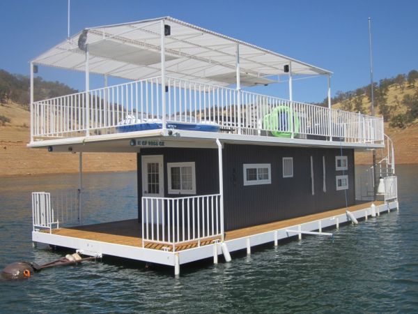 Houseboat and 22ft Ski Sanger - $115000 (Don Pedro )