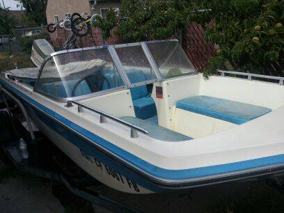 76 STARCRAFT FISHING BOAT 14 FT - $1 (Modesto)