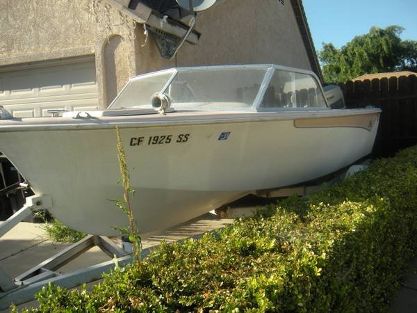 65 Sabre Craft Boat (Stanislaus)