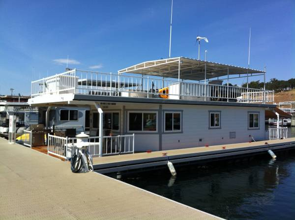Houseboat Lake Don Pedro - $215000 (Fleming HB Marina)