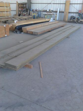 2x14-24 Treated Doug Fir Lumber - $260 (Modesto)