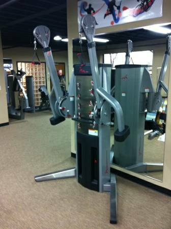 FreeMotion Dual Cable Cross Functional Trainer - $4800 (sacramento)