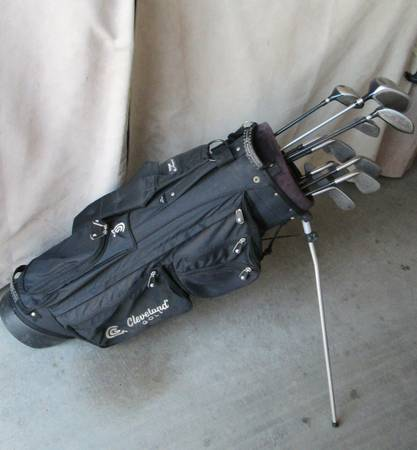 MensGolf Sets- Golden Bear XS Tech Set Puma Set - $45 (Modesto)