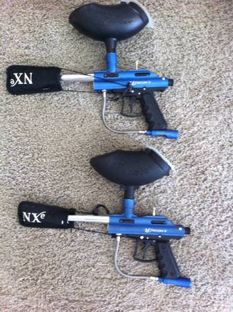 VL Triton Paintball Guns - $33 (ripon california)