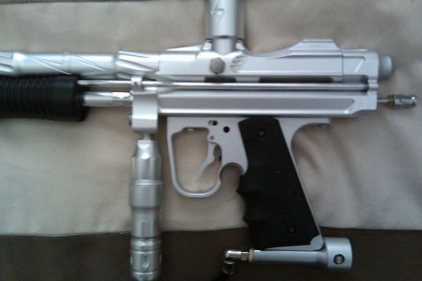 Autococker pump paintball gun - $160 (Modesto)