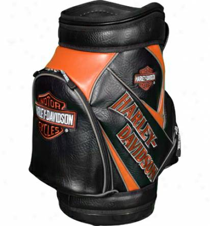HARLEY DAVIDSON GOLF BAG - $150 (JAMESTOWN, CA.)