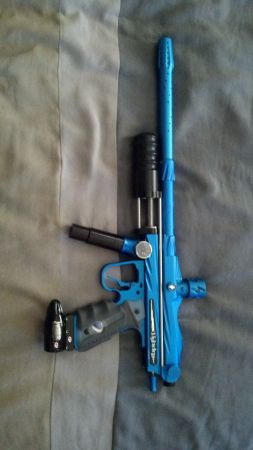 Autococker pump paintball gun - $200 (Modesto)