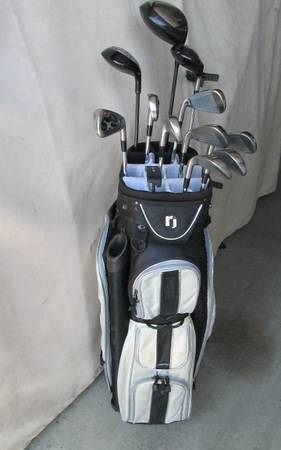 GOLF SET-Move Up to Turbo Power put Callaway Technology in your game - $125 (Modesto)