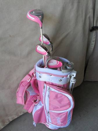 KIDS GOLF SETS WITH WOW FACTOR - Boys Girls -Complete Sets $35 to - $45 (E. Modesto)
