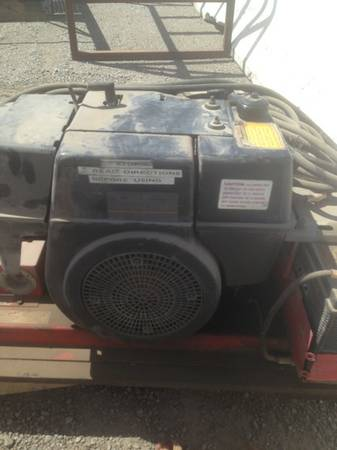 Goodall Start-All 716 12-24 Volt Commercial Jump StarterGenerator - $475 (modesto)