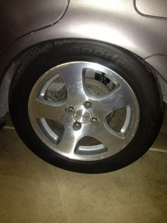 Gsr fat 5s - $2 (Atwater)
