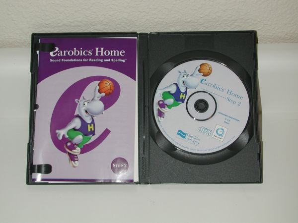Earobics Home Step 2 CD - $19 (Ripon)