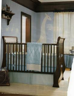 Pottery Barn Sleigh Crib--Espresso, with mattress and tod. bed kit - $175 (Modesto)