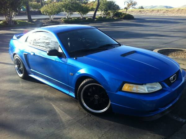 2000 Mustang GT PERFECT CONDITION CLEAN TITLE - $7880