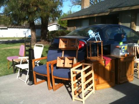 Large Yard Sale (Floyd Rose - Modesto)