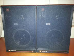 JBL 4408 Passive Monitor Speakers - $400 (Tracy)