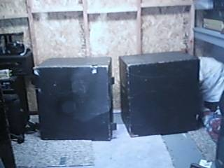 Vintage 1980s Altec Lansing Voice of the Theater PA Speakers For Sale (Modesto, Turlock, Etc)