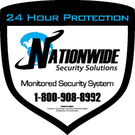 Home Security Salesman (Modesto)