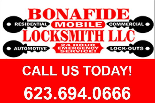 Bonafide Locksmith LLC- 24 Hour Emergency Services